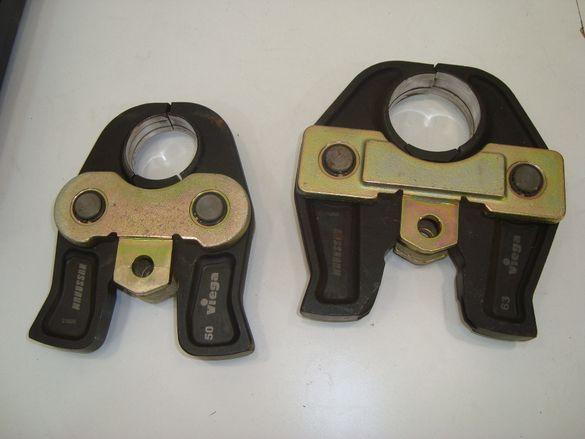 Промо 10 % - Пресклещи Viega Set 50mm und 63mm / куфар