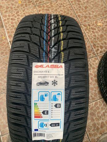 Нови зимни гуми LASSA Snoways 4 225/45R17 94 V TL XL DOT21