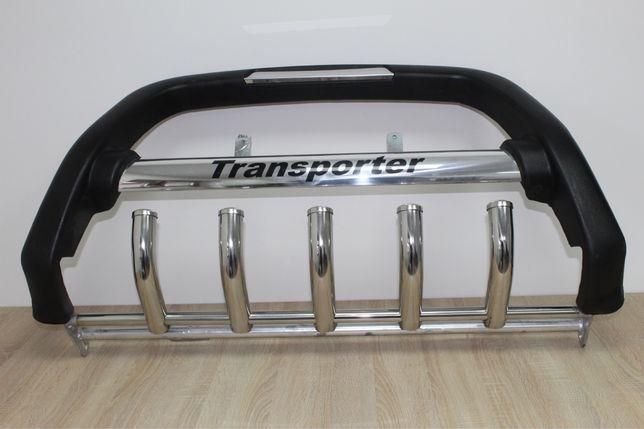 Bullbar poliuretan compatibil Volkswagen T5 Transporter