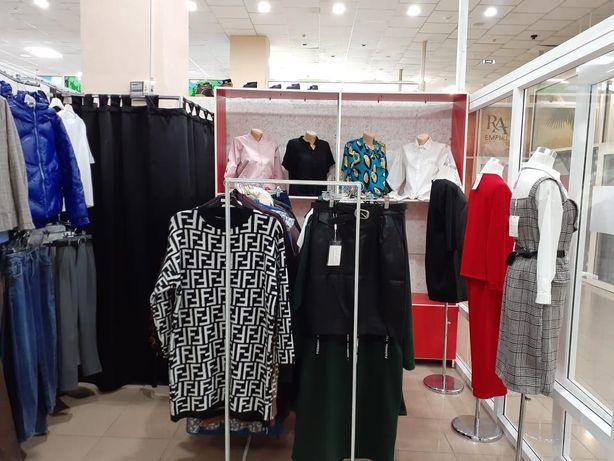 Продается оборудование для бутика одежды