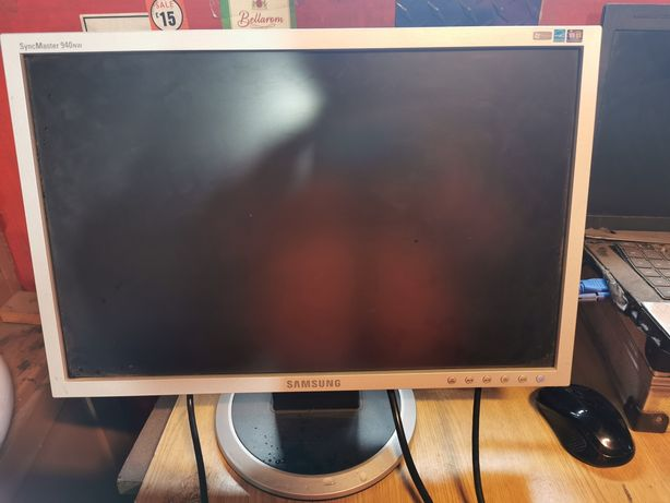 Monitor Led Samsung SyncMaster 940 NW 19 inch