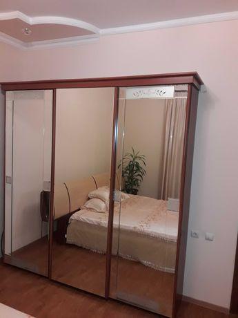 Шкаф зеркальный платяной