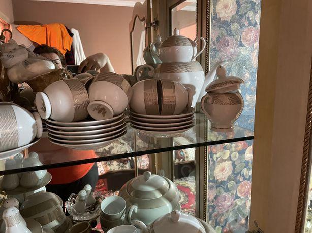 Посуда Сервиз  на 12 персон Дубай