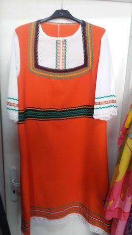 Дамска рокля-тип народна носия