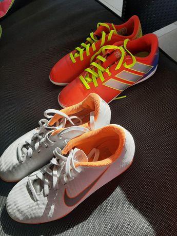 Ghete, cramponi adidasi fotbal 34 Adidas Nike