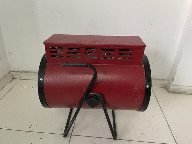 Продам  тепловую пушку. Электрокалорифер ЭК-12П