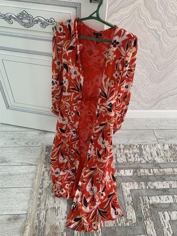 Платье от Massimo Dutti