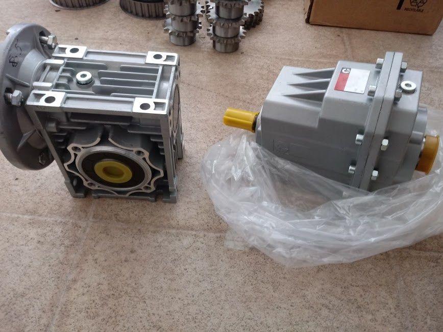 задвижващи елементи , електромотор с редуктор, редуктори, червячен, пл
