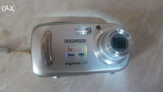 Aparat Foto Samsung DigimaxA40