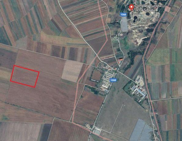 Teren de vanzare | Land for sale Ocna Sibiului 56200 mp, langa Sibiu