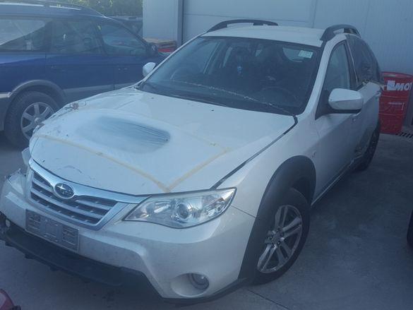 Subaru Impreza XV 2.0d 2011 НА ЧАСТИ