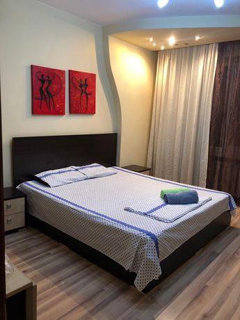 1-комнатная квартира, 50 м², 2/6 эт. посуточно, Абылайхана 74 — Гоголя