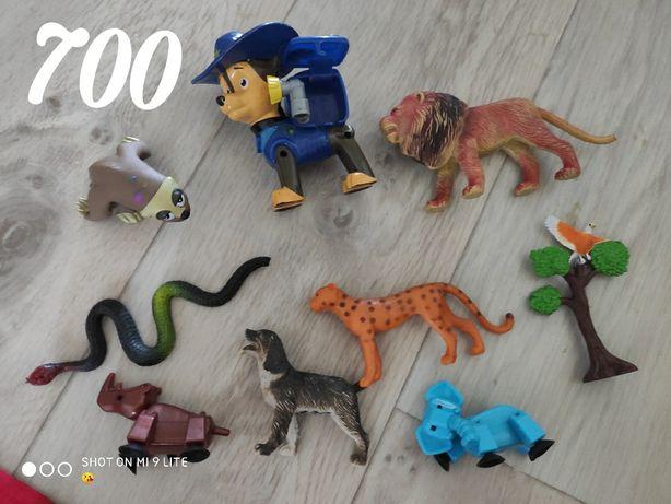 Продам игрушки пакетами
