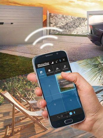 Modul wireless pentru automatizari porți (batante, culisante)