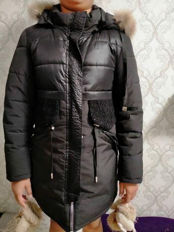Продам подростковую куртку