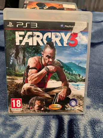 Farcry 3 - Far Cry 3 - PS3 - Playstation 3 - PS 3
