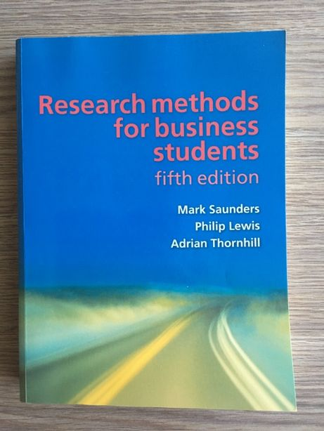 Research methods for business students - Mark Saunders, Philip Lewis