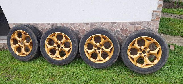 Jante 5x108 R16 - cauciucuri Michelin