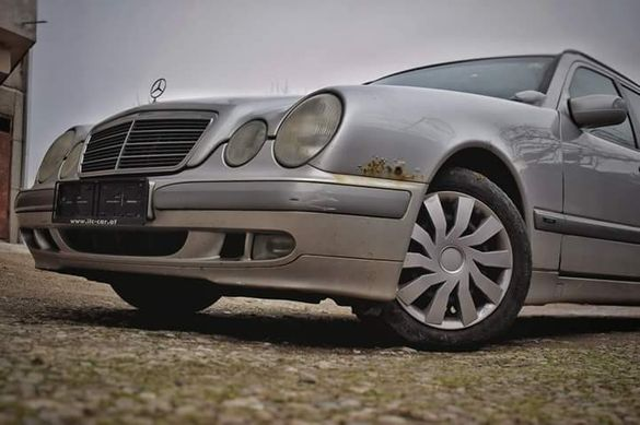 Mercedes E270 cdi W210 на части!!! Ом612 ръчни скорости
