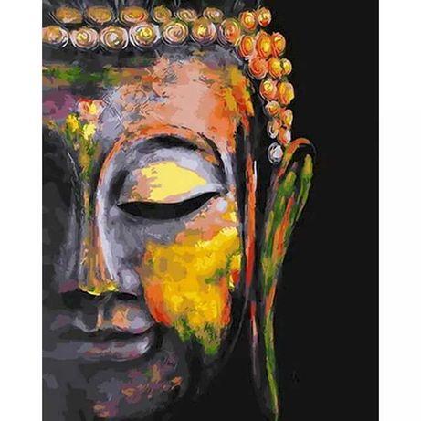 Tablou pictura buddha 40 x 50 cm