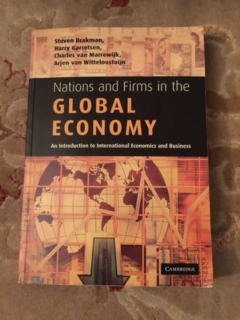 Carte Nations and Firms in the Global Economy ( Cambridge )