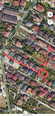 Proprietar, vând teren in Roșu, Chiajna