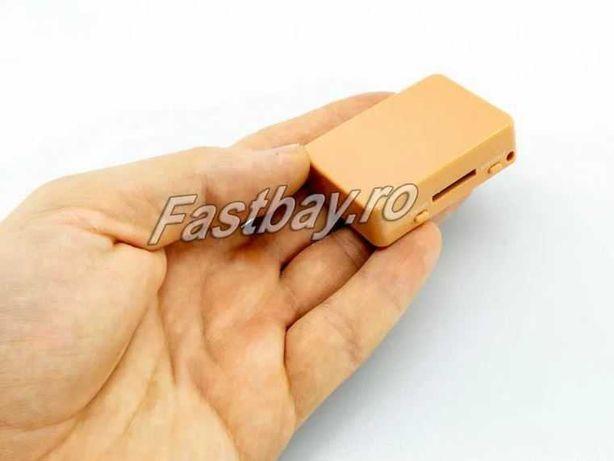 Casca de Copiat Fara Telefon - Cutiuta GSM nedetectabila Casca Mc2500