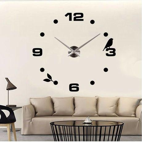 Настенные часы,Часы 3D, Большие часы,3d часы,Часы для офиса,Часы
