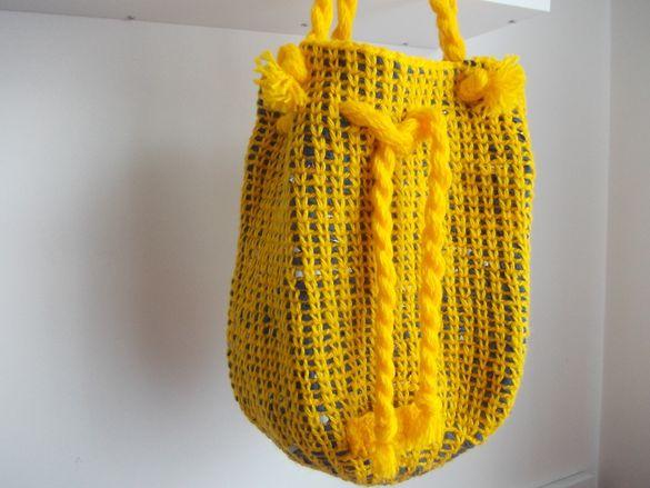 Плетени чанти