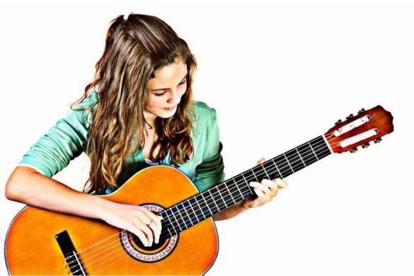 Уроци по китара - Варна