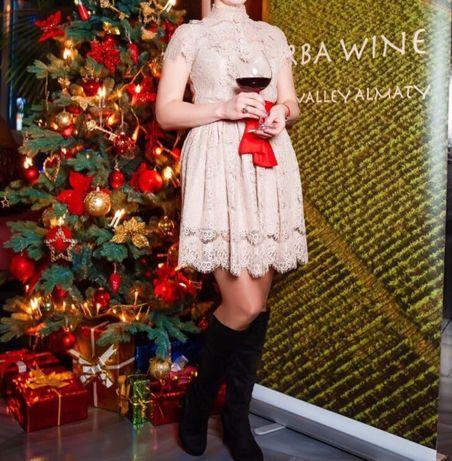 Платье Mira Sezar Размер M(44) 11 тыс тг, покупалось за 35 тыс 0тг