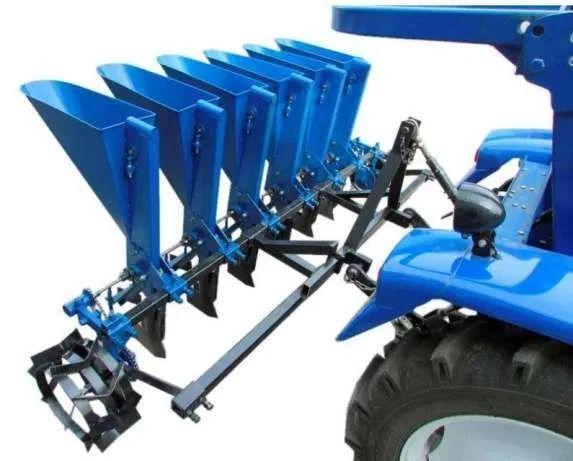 Masina Semanatoare ceapa arpagic usturoi pe 6 randuri pentru tractor