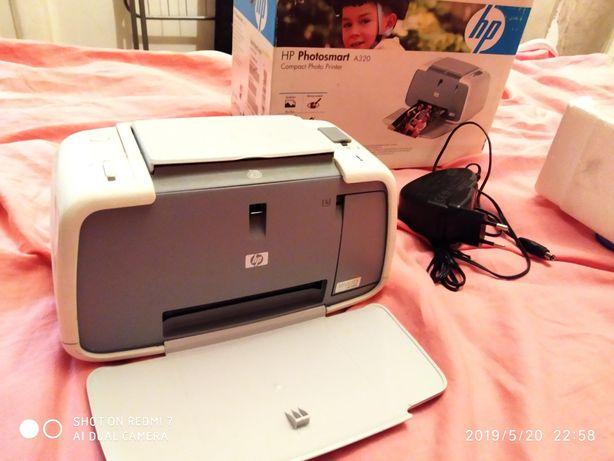 Мини фото принтер