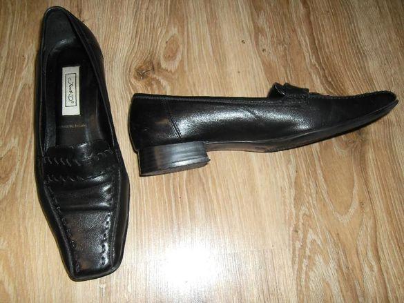 Кожени дамски обувки на Жанет.д
