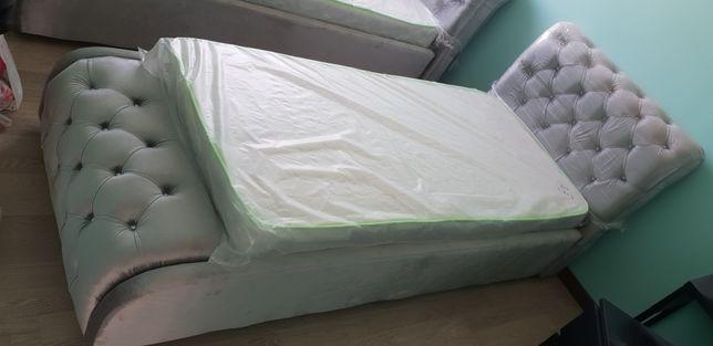 Односпальная кровать с матрасом НОВЫЙ продам