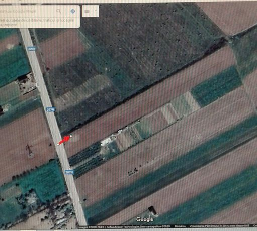 Vand teren la intrare in Baiceni-Curtesti