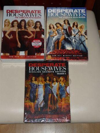 Нови Оригинални Колекционерски Издания на DVD Отчаяни съпруги