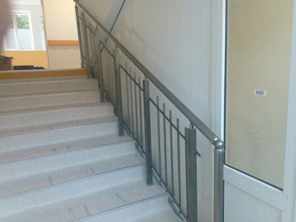 Парапети за стълбища и тераси