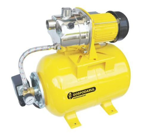 Hidrofor cap inox - 24L - 800-3C Gosposarul profesionist Garantie