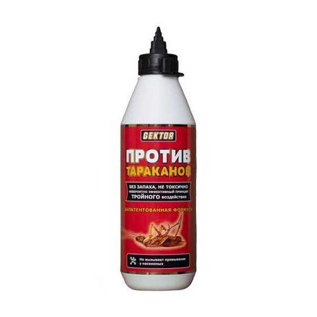 Эффективное средство от тараканов GEKTOR (ГЕКТОР)