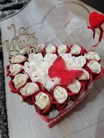 Trandafiri de săpun parfumați Lupeni - imagine 1
