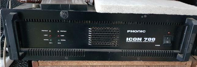 Amplificator Profesional Phonic icon 700