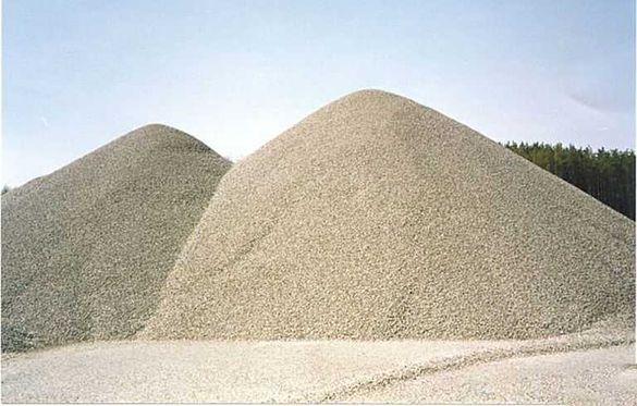 Пясък, баластра, инертни материали, пясък в биг бег чували