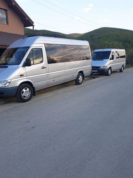 Închirieri microbuze transport persoane