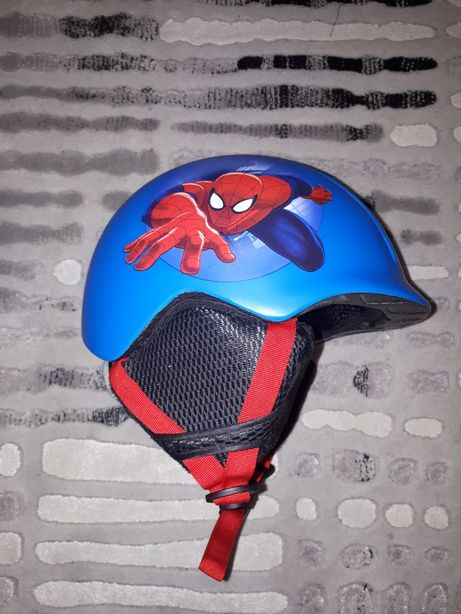 Casca schi copii Disney Spider Man marime M 51-54 (nu Salomon, scott)