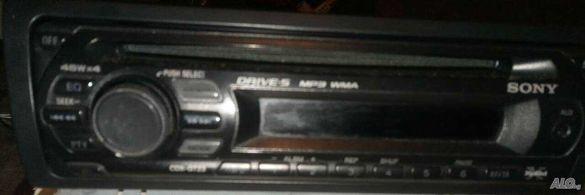 Аудио система за автомобил Sony CDX-GT230