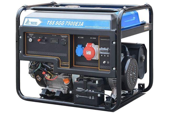 Бензогенератор TSS SGG 7500Е3A в наличии г Атырау