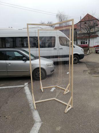 Panou separator (despărțitor) anti-covid plexiglas