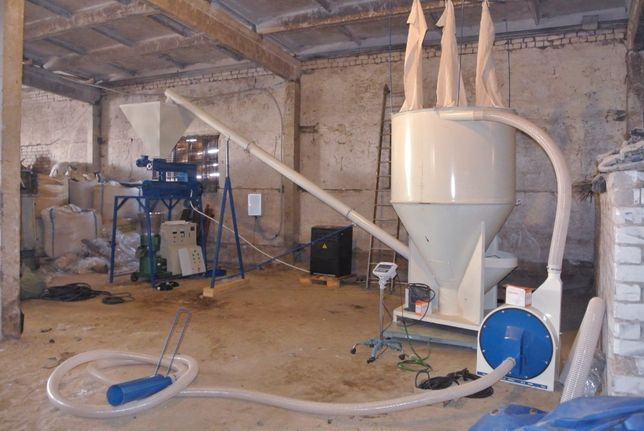 Мини комбикормовый завод