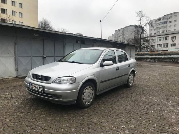 Opel Astra G 1.4 twinport